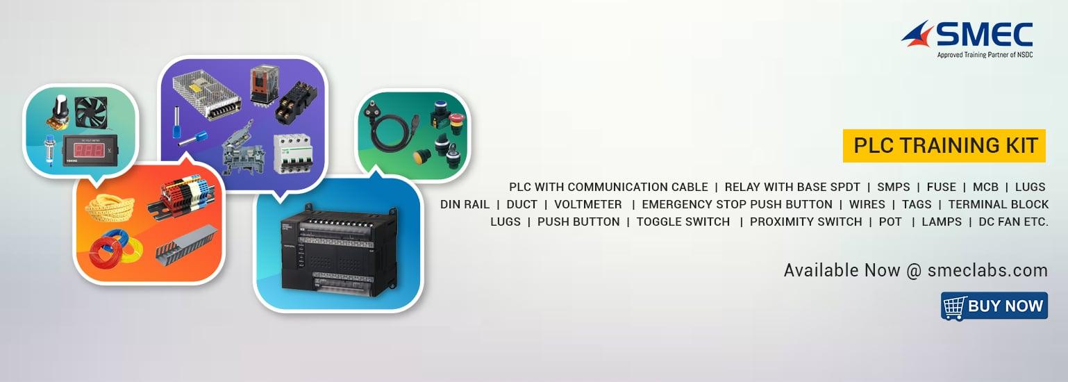 plc training kit-smeclabs