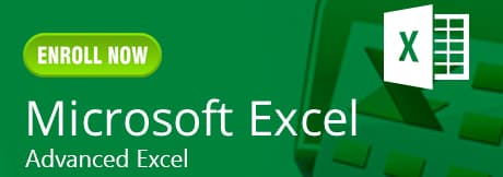 Microsoft Excel Advanced Excel Online Training