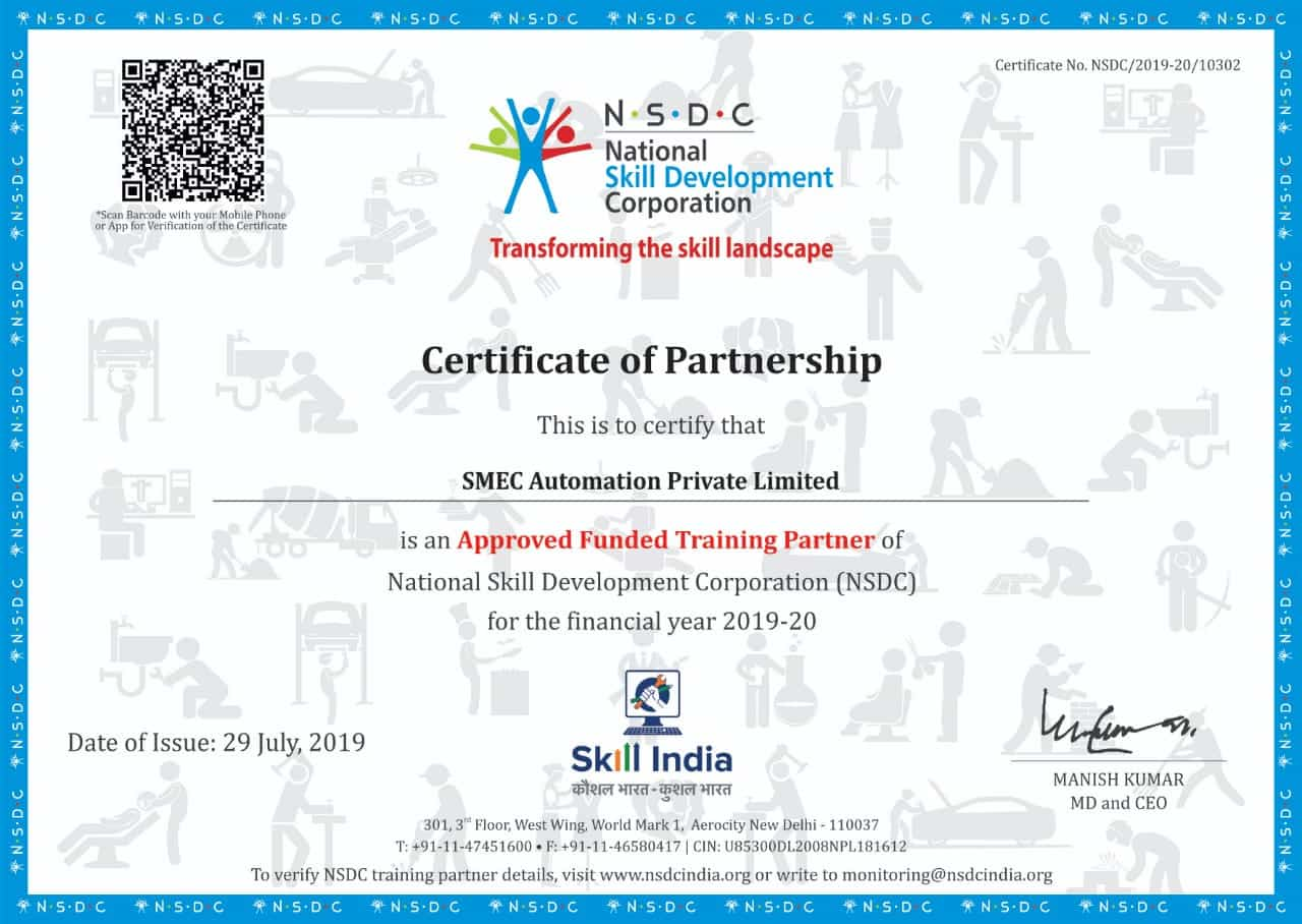 TOP NSDC certified SAP FICO MM training in Ballari Karnataka-SMEClabs