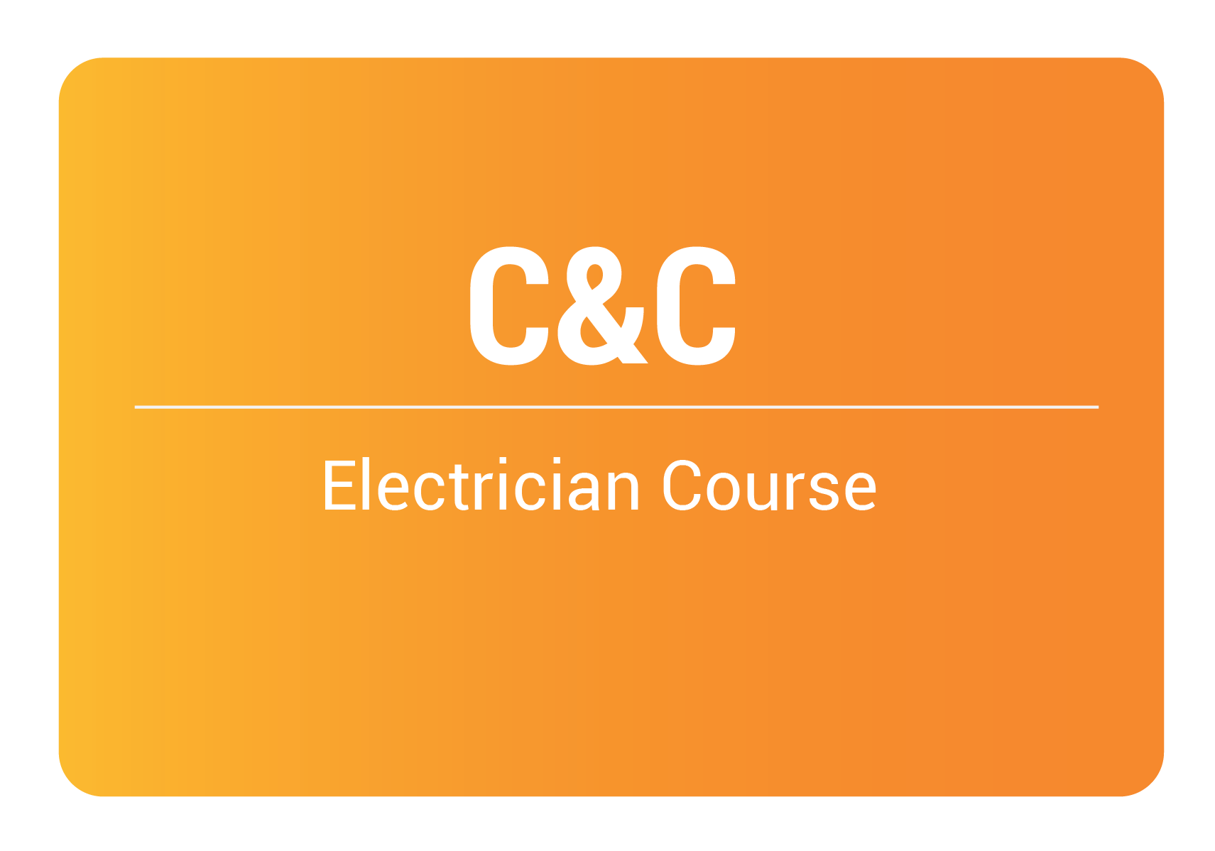 electrician course online training