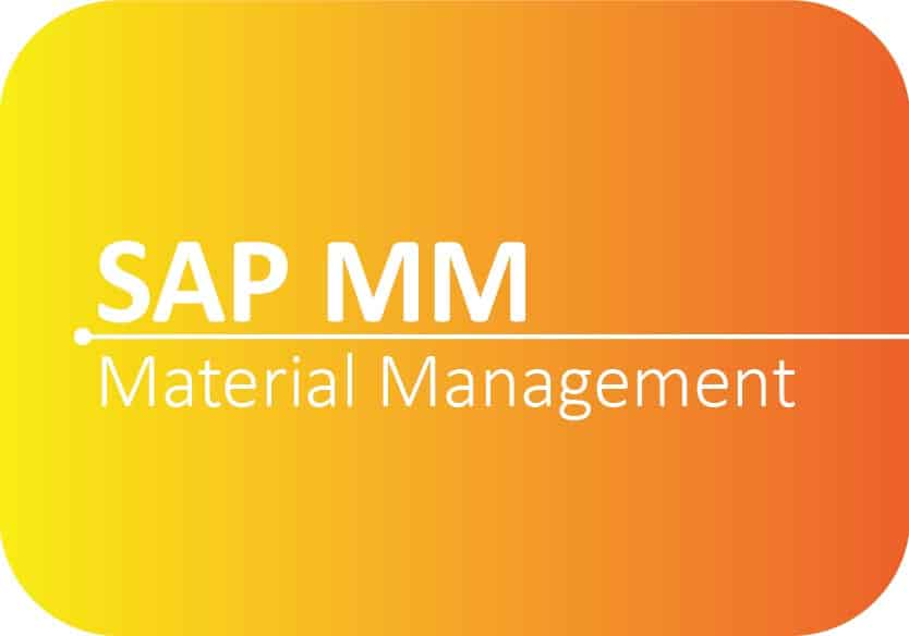 SAP MM Material Management Online Certification Training Course | SMECLabs