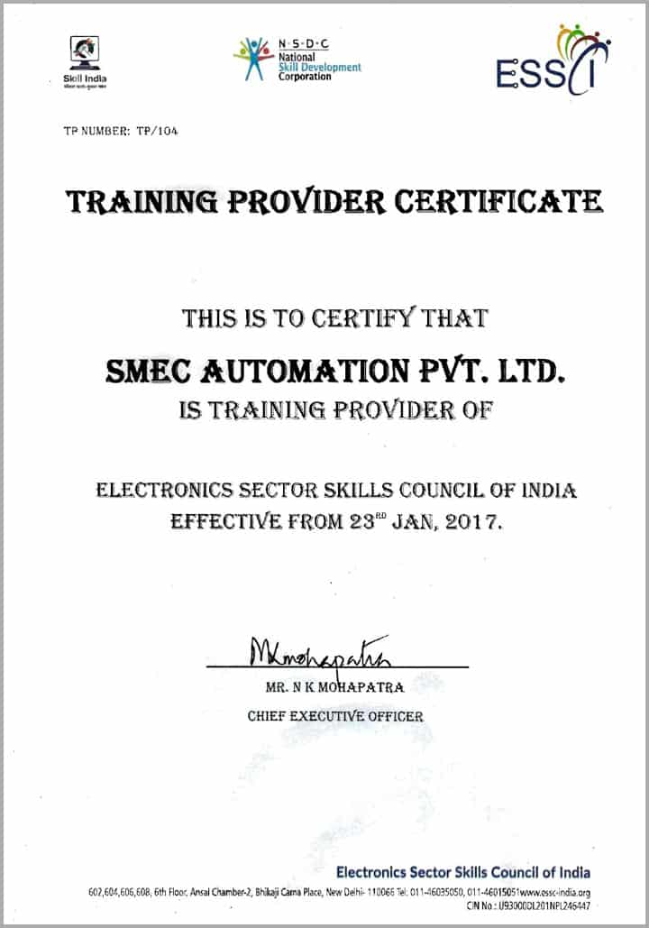 electronic sector skills council of india