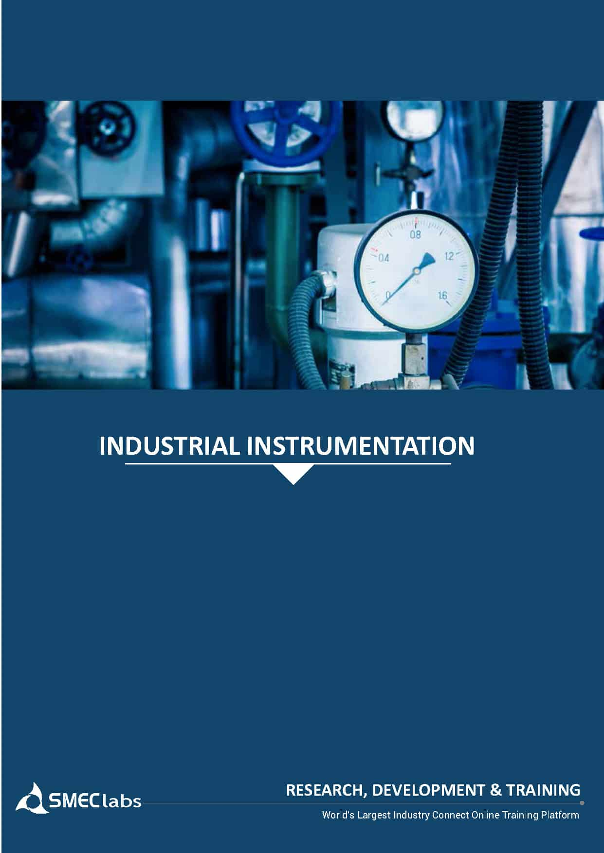 Industrial instrumentation training brochure pdf