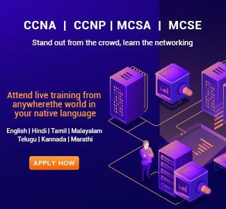 Cisco Enterprise CCNA,CCNP,MCSA,MCSE Microsoft Online Training Courses- SMEClabs